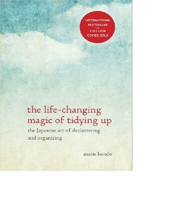 The Life Changing Magic of Tidying Up - Marie Kondo ** New PDF Copy**