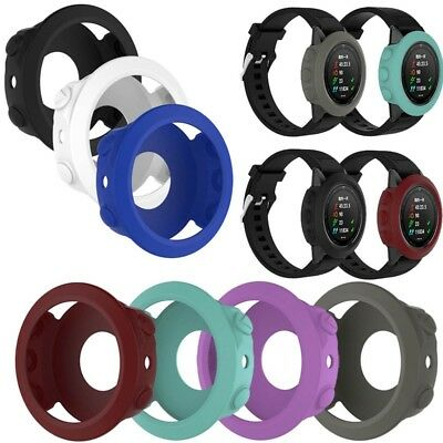 UK Silicone Wrist Strap Band Smart Watch Cover Sleeve Skin For Garmin Fenix5