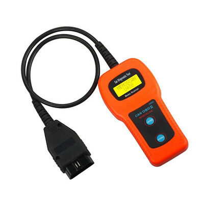 CAR DIAGNOSTIC SCANNER Tool CAN OBDII U480 OBD2 Memo Engine