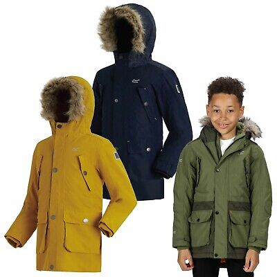 Regatta Payton Boys Waterproof Parka