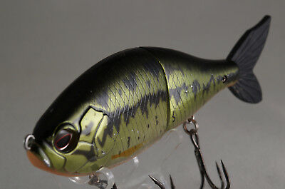 EVERGREEN COMBAT LURES ESFLAT Used Very good Fishing Lure Tackle(1322