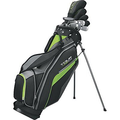 Wilson WGGC49710 Tour Plus Men's Right Handed  Package Set