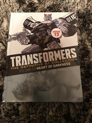 TRANSFORMERS - The Definitive G1 Collection - ISSUE 12 - NEW
