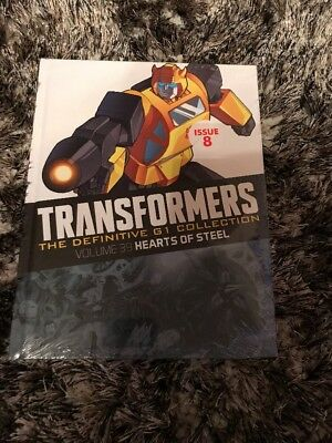 TRANSFORMERS - The Definitive G1 Collection - ISSUE 8 - NEW