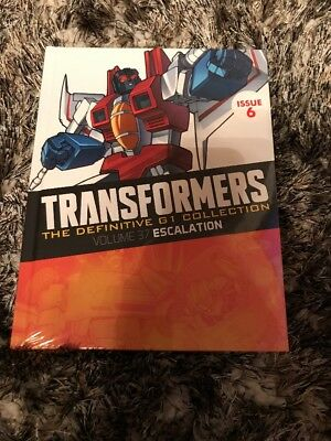 TRANSFORMERS - The Definitive G1 Collection - ISSUE 6 - NEW