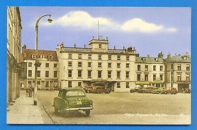 The Square,kelso.postcard