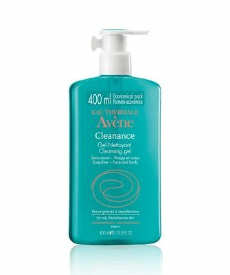 AVENE Cleanance Cleansing Gel Oily/ Combination Skin 400ml