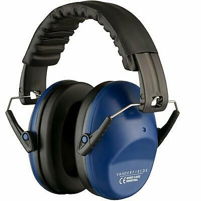 Ear Defenders Headphones 125Db Highest NRR Safety Muffs Shooting Protector Black