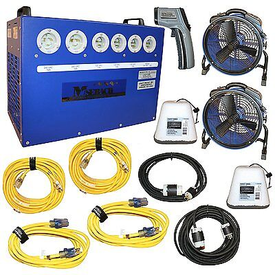 Mosebach Bed Bug Extermination Heater System. Powerful, Affordable Pest Control