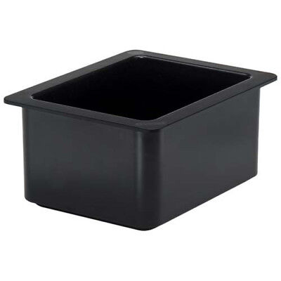 Cambro 26CF110 Cold Food Pan - ColdFest Half-Size, Black