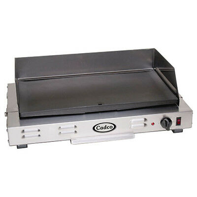 Cadco CG10 Electric Countertop Griddle, 120V