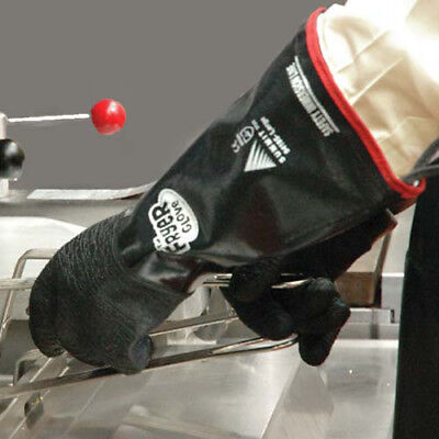 Summit Glove 94185-L Fryer Glove with Removable Liner, Large