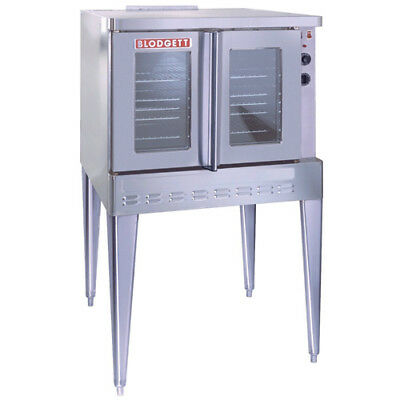 Blodgett SHO-100-G - LP Gas Convection Oven, Single Stack