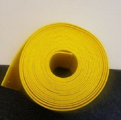 Yellow Road line marking Thermoplastic 5 meters (50 mm)