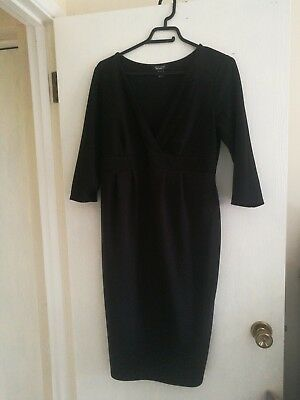 Ladies maternity dress size 16