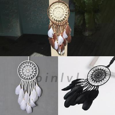 Dream Catcher New Traditional Dreamcatcher Large Window Hanging Fairy Girls Gift