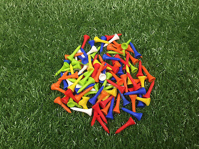"100 x 1 ¼"" Golf Tees - ONLY £1.99 - One Pack Per Customer*"