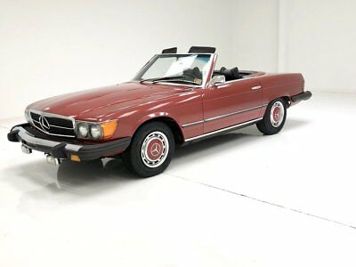 Mercedes-Benz 450SL  69K Actual Miles Great Driver Showing its Age
