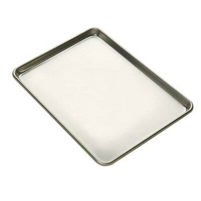 Central Exclusive Solid Alum. Sheet Pan, Half-Size, Extra Heavy Duty, 16 Gauge