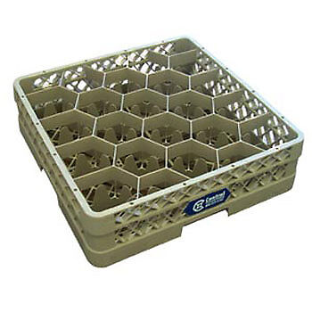 Vollrath TR18H Glass Rack 1 Standard Extender, 30 Compartments