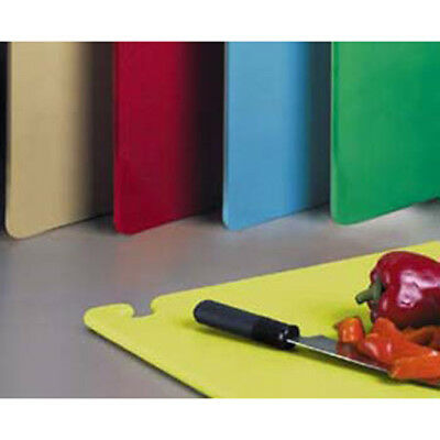 "San Jamar CB182412GN Commercial Cutting Board - Colored 18""Wx24""D, Green"