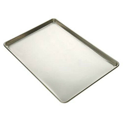 Central Exclusive Full-Size Solid Aluminum Sheet Pan, Extra Heavy Duty, 12 Gauge