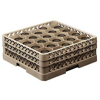 Vollrath TR18GG Glass Rack 2 Standard Extenders, 20 Compartments