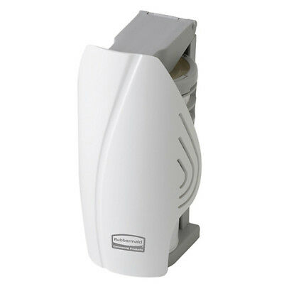 "Rubbermaid 1793547 TCell Continuous Air Flow Fragrance - White, 2-4/5""Wx5-2/5""D"