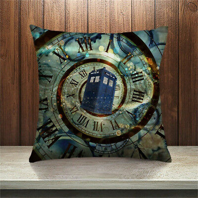 Doctor Who Cushion Cover, Home Decor