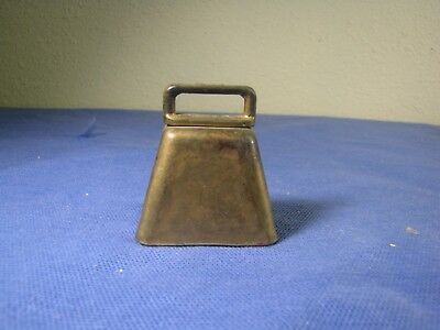 Brass Bell Handheld Bell Antique Bell