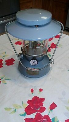 Vintage J C Higgins Gas Lantern /Sears Roebuck Camping  Model 74560