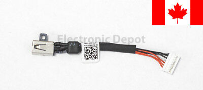 New Dell Precision M3800 M5510 XPS 15-9530 9550 9560 DC Jack Cable 064TM0