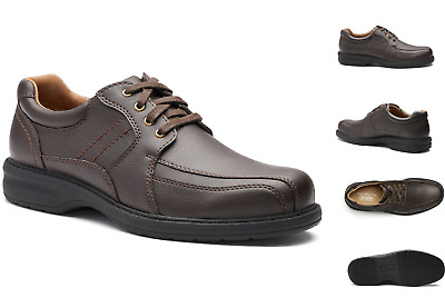 e004a8afb Croft & Barrow Gable Ortholite Bicycle-Toe Mens Dress Shoes Brown Sz: 8,
