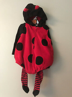 7e2ded562 LADY BUG HALLOWEEN costume, size 12 months, by Carter's - $24.99 ...