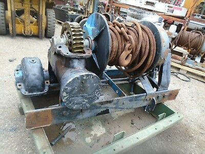 Tulsa Winch  64L- 45,000LBS - Great Condition S/N 421530