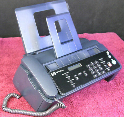 HP 2140 Professional Quality Plain Paper Fax Machine Copy / Phone - New OPEN BOX