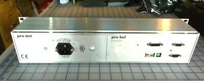 PROBEL 1149 PSU Router Control Panel Matrix 6276/6277