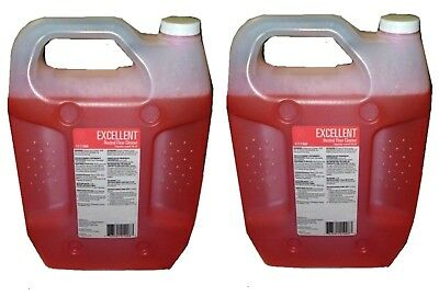 SSDC Snappac Excellent Neutral Floor Cleaner (1111968) 1 Gallon - Lot of 2 New