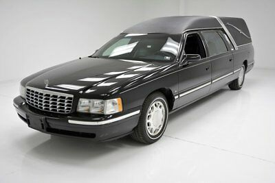 Cadillac Hearse  49k Original Miles Excellent Overall Condition