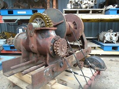 Tulsa Winch  64L- 45,000LBS - Great Condition S/N 423335