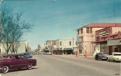 Winslow, Arizona -Highway 66