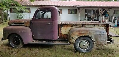 1948 Ford F-100  1948 Ford F1