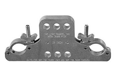 "The Light Source Mega Truss Pick, 12"" 1 Ton Multi-Hole Aluminum MTP12MH"