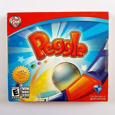 Peggle (Win/Mac CD-ROM) Top 5 most addictive games ever