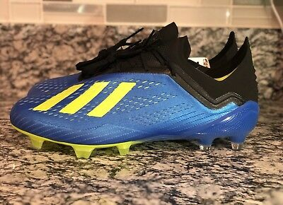 0e3926387 Adidas X Energy Mode 18.1 FG Soccer Cleats Size 8 2018 WORLD CUP Cm8365