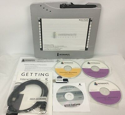 Complete Interwrite Pad Learning Interactive Classroom Teaching Device SP400