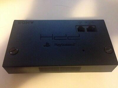 Sony Playstation 2 PS2 Network Adapter Hard Drive HDD Online Modem SCPH-10281