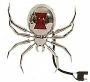 Black Widow Receiver Cover and Brake Light By Hitch Critter