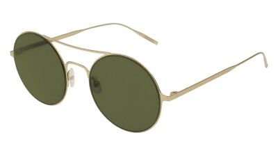 5f7af69ba7 NEW Tomas Maier Ultra Flat TM 0030S Sunglasses 002 Gold 100% AUTHENTIC
