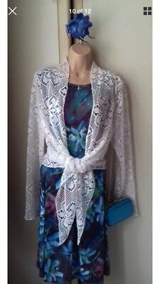 ■ Bnwt.Wedding Guest/Mother Bride Size 22 Dress/Outfit & Accessories